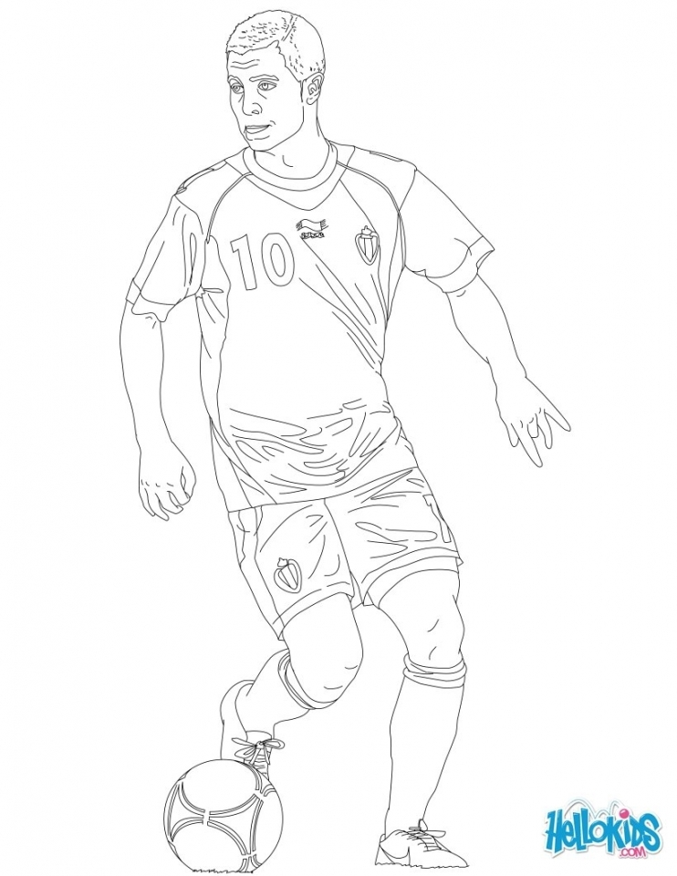Get This Soccer Coloring Pages Free Sports Printable bg4sm !