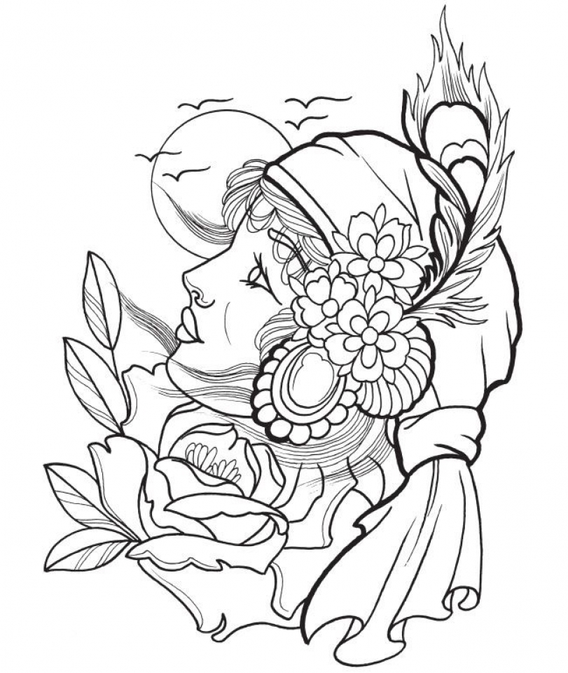 Design Coloring Pages