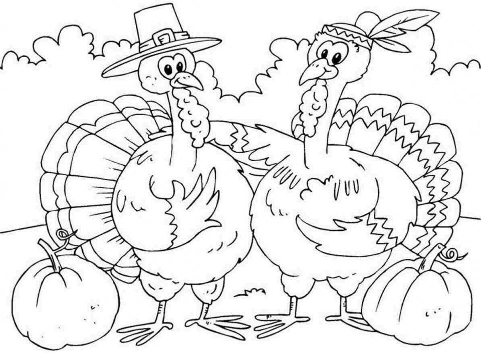 thanksgiving coloring pages free to print 7dnt5 - Thanksgiving Coloring Pages Free