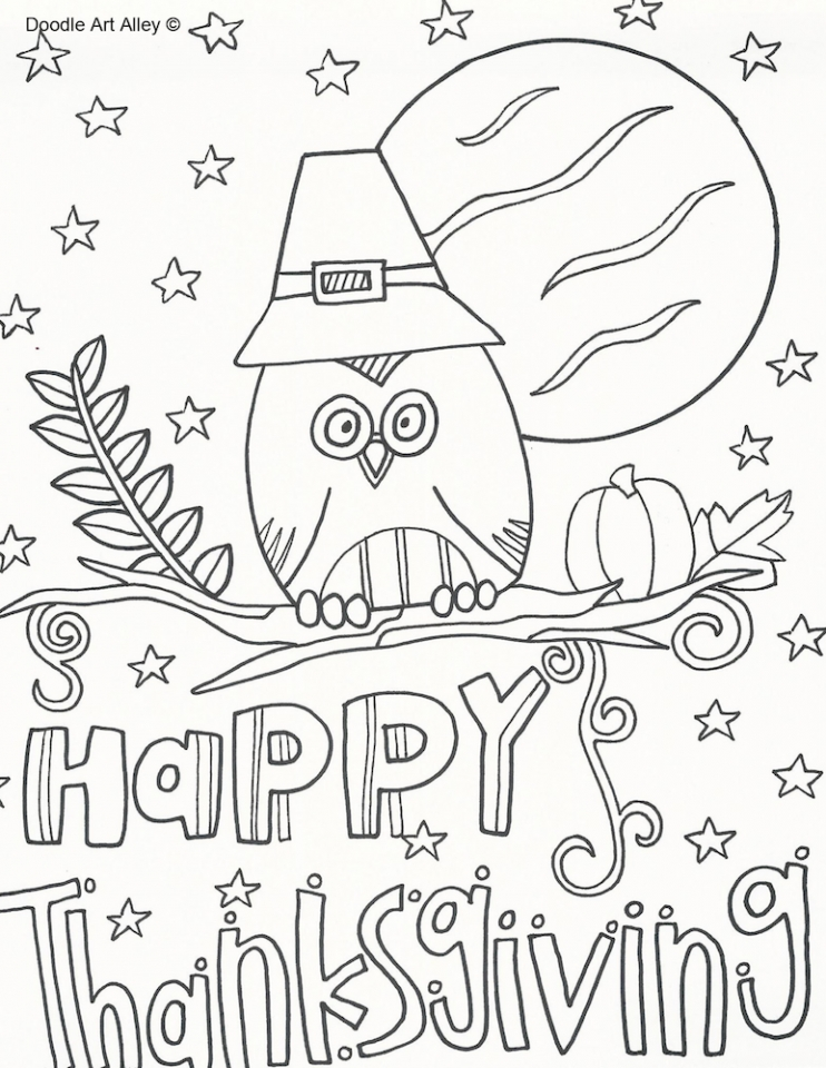 Get This Thanksgiving Coloring