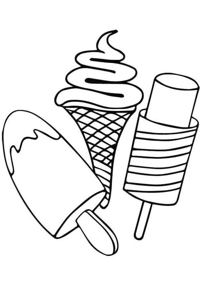- Get This Ice Cream Coloring Pages Free 774r !