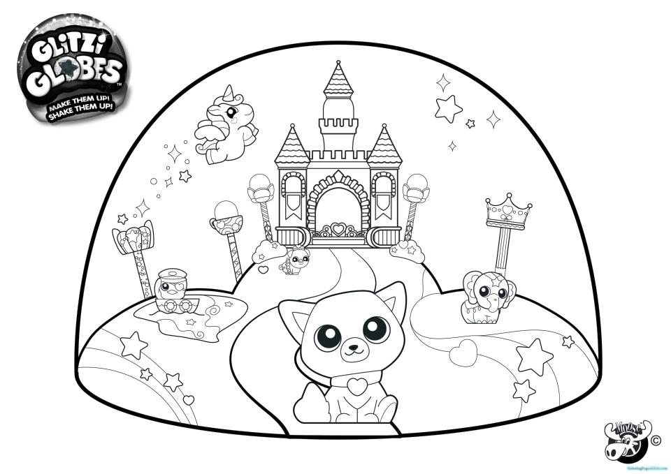 - Get This Beanie Boo Coloring Pages Printable 3lko !