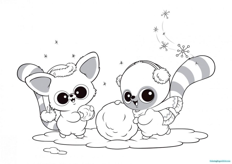 - Get This Beanie Boo Coloring Pages Printable 4rgt !
