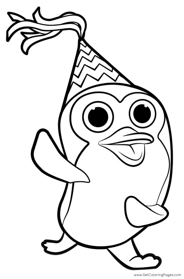 Get This Ty Beanie Boo Coloring Pages Online 4wal !