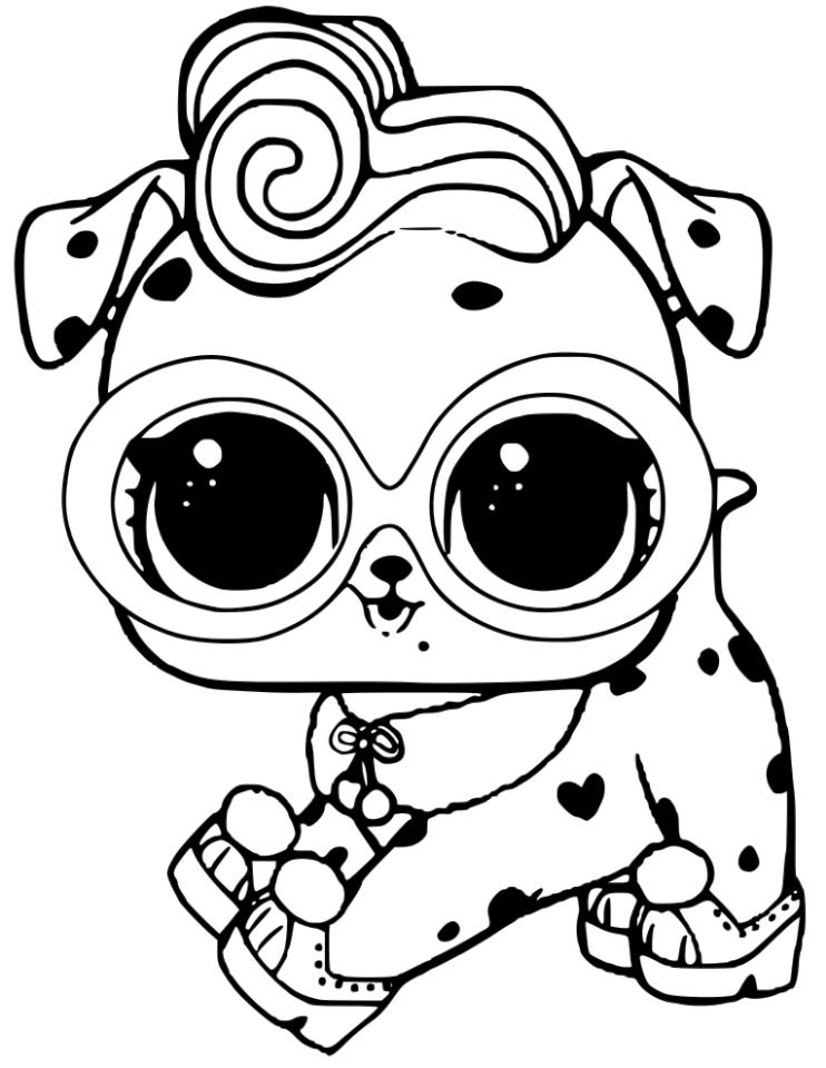 Get This LOL Dolls Coloring Pages for Girls dlm0