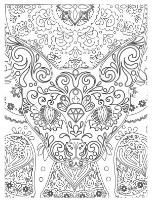 Adult Coloring Pages Abstract