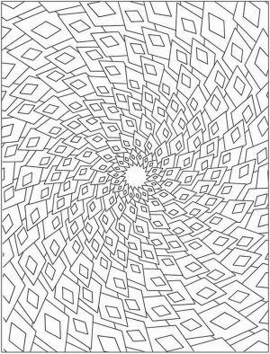 Adult Coloring Pages Patterns Spiral 4jkr