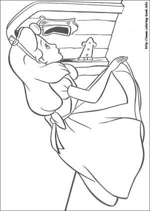 Alice In Wonderland Coloring Pages 2r6b