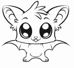 Bat Coloring Pages Free Printable – 56718