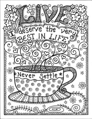 Coloring Pages for Teenagers The Best in Life