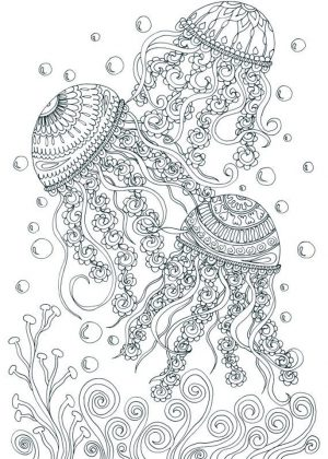 Free Adults Printable of Summer Coloring Pages – 59201