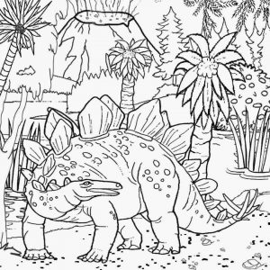 Jurassic World Coloring Pages Fun Printable 7fpt