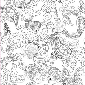 Online Adults Printable of Summer Coloring Sheets – 53281