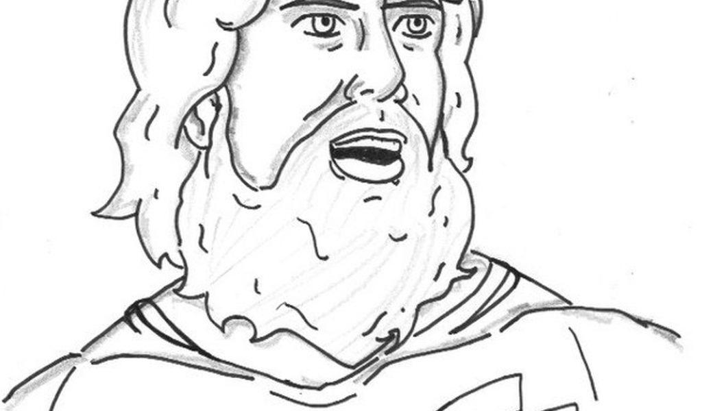 daniel bryan coloring pages