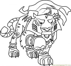 Sir Gilbert Animal Jam Coloring Pages Printable 6sgb