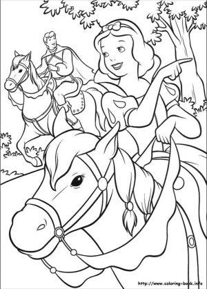 Snow White Coloring Pages Princess Printables – oyl7v