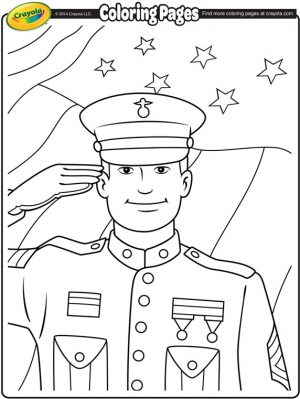 Veteran's Day Coloring Pages for Preschool – 0db5l