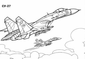 Airplane Coloring Pages for Adults   921av