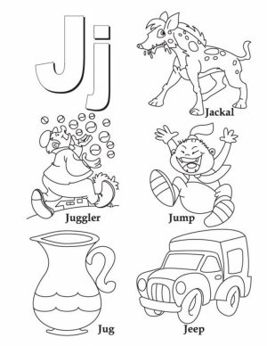 Alphabet Coloring Pages Kids Printable   87851