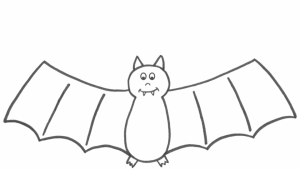 Bat Coloring Pages Printable   96712