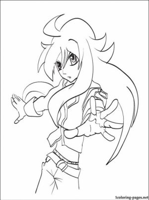 Beyblade Coloring Pages Free Printable   76955