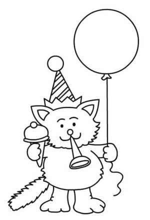 cat coloring pages for children ny7c3