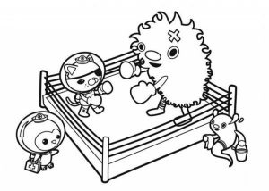 Coloring Pages of Octonauts   96884