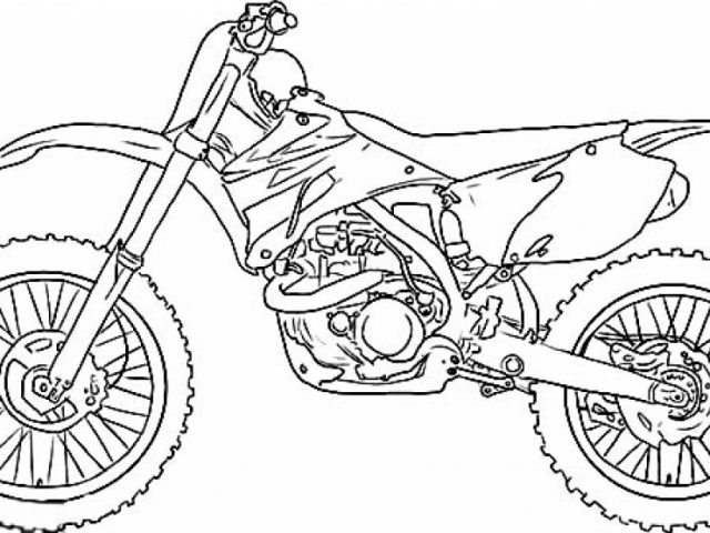 Get This Dirt Bike Coloring Pages Free to Print j6hdb