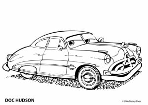 Disney Cars Coloring Pages to Print Out   52187