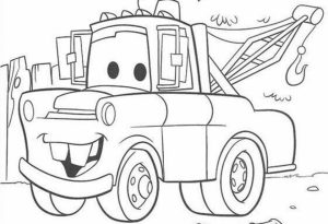 Disney Cars Coloring Pages to Print Out   72693