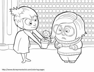 Disney Inside Out Coloring Pages Free to Print   40021