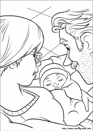 Disney Inside Out Coloring Pages Free to Print   72218