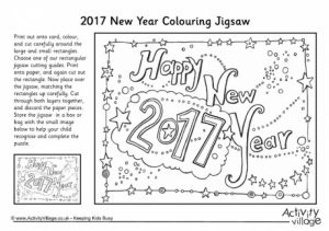 Easy New Years Coloring Pages for Preschoolers   79153