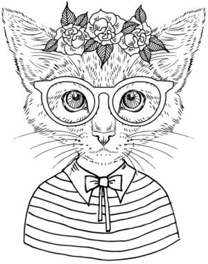 Easy Printable Awesome Coloring Pages for Children   7U4LH