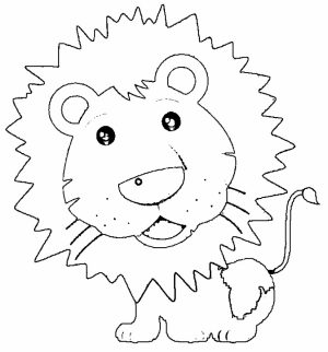 Easy Printable Toddler Coloring Sheets Online   99857