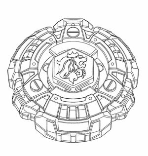 Free Beyblade Coloring Pages   20627