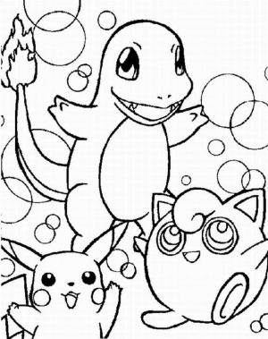 Free Coloring Pages Pokemon to Print   01276