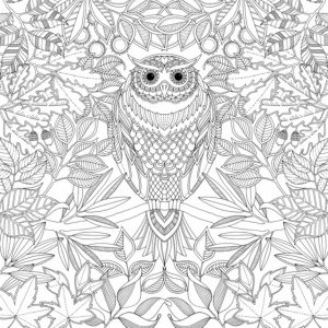 Free Complex Coloring Pages Printable   ABXU2