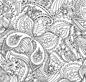 Free Complex Coloring Pages Printable   xbrt5