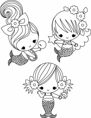 Free Cute Coloring Pages for Kids   93VG6