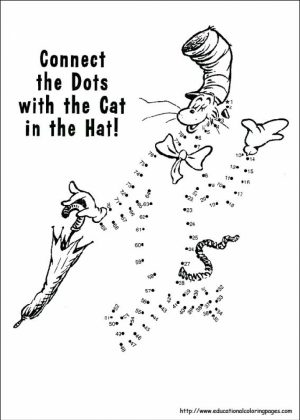 Free Dr Seuss Coloring Pages to Print   32711