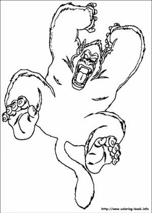Free Dragon Ball Z Coloring Pages   85718
