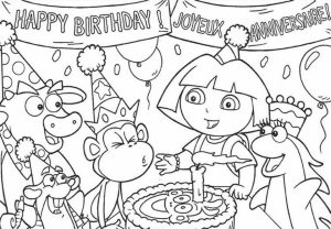 Free Happy Birthday Coloring Pages to Print Out   49602