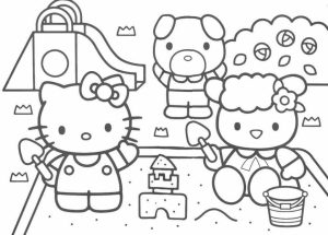 Free Kitty Printable Coloring Pages for Kids   77641
