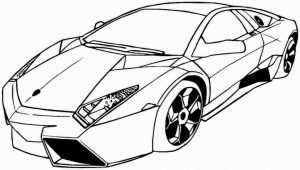 Free Lamborghini Coloring Pages to Print   39122