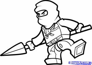 Free Lego Ninjago Coloring Pages to Print   924303