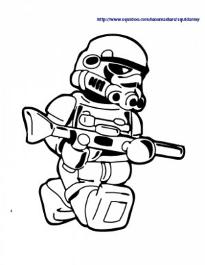Free Lego Star Wars Coloring Pages   42933