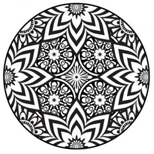 Free Mandala Coloring Pages For Adults to Print   88595