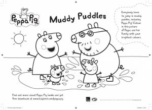 Free Peppa Pig Coloring Pages to Print   22520