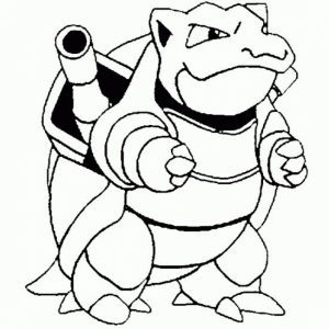 Free Pokemon Coloring Page   70348
